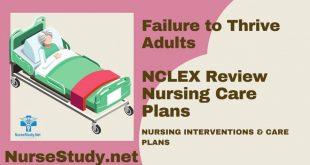 Failure to Thrive in Adults